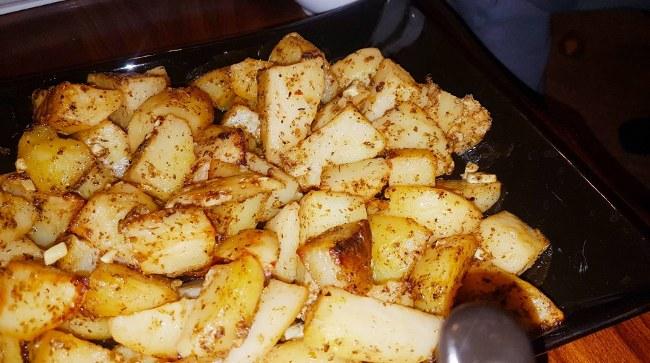 patates riganates